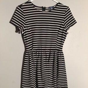 Peter Som striped dress